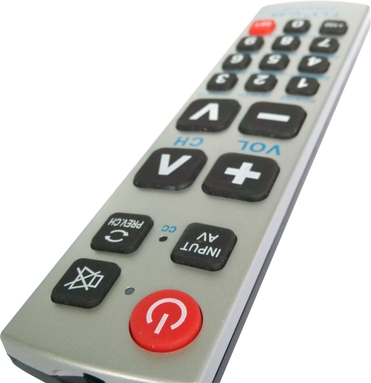 Big Button Remote Controls