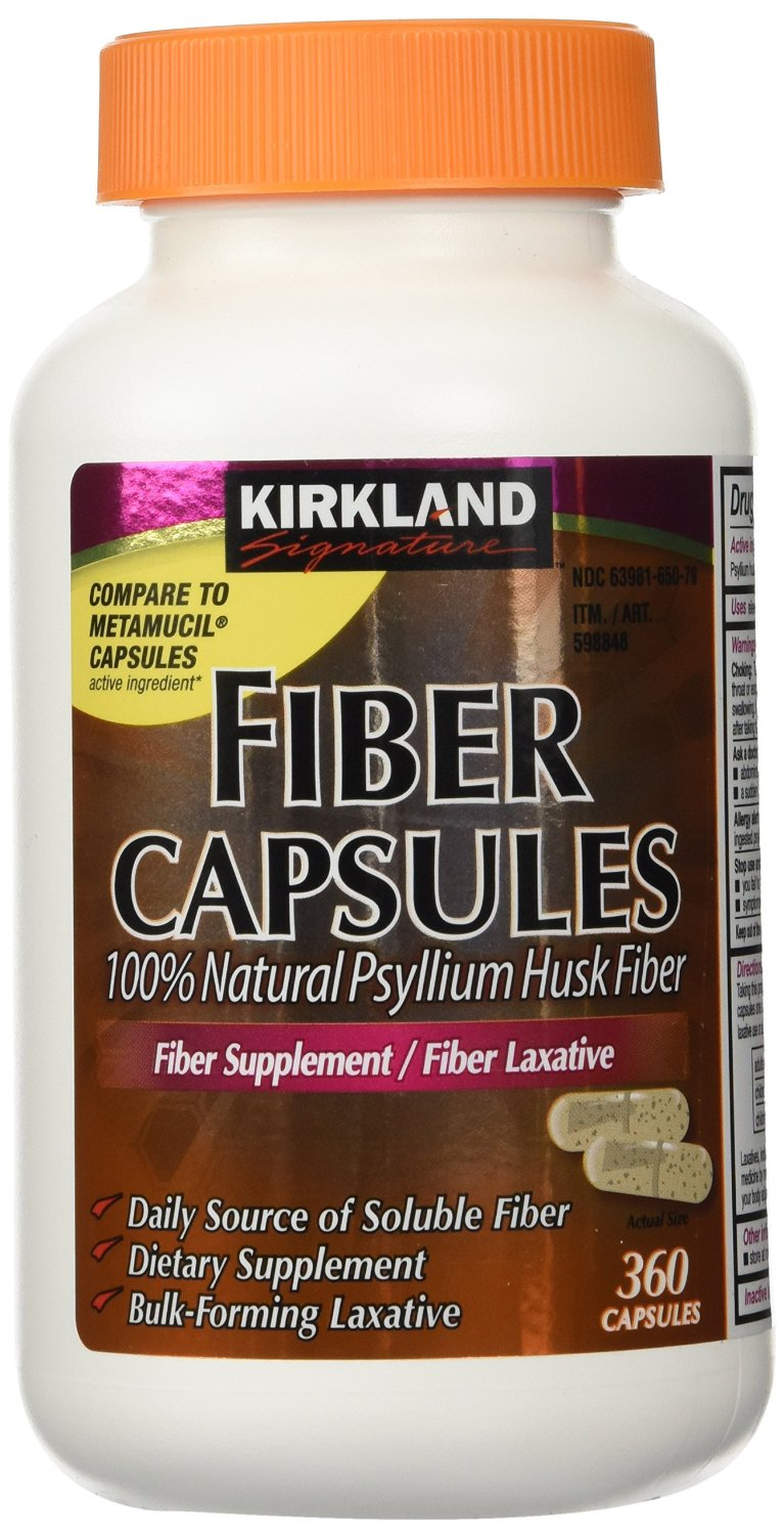 Fiber Supplements